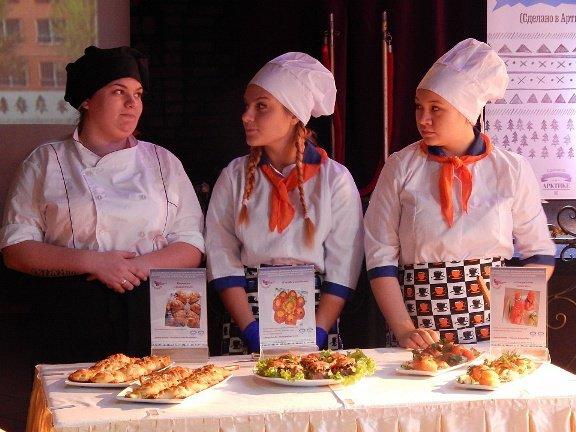 """«Made inArctic: молодежь Мурманской области обучается готовить блюда """"арктического меню""""»"""