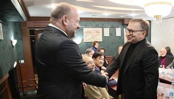 Уруля архангельского «арктического кинофестиваля» встанет Игорь Угольников