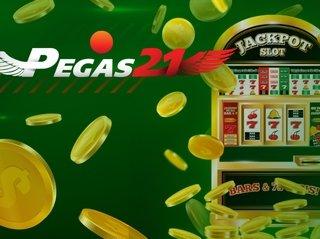 игровые автоматы Pegas21